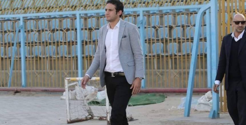 محمد فضل: مجلس أبو ظبي الرياضي يتحمل تكاليف تطبيق تقنية VAR بالسوبر