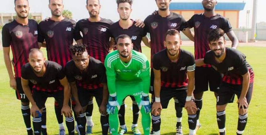 جمهورية شبين يتعاقد معمحمد منصور لاعب الألومنيوم
