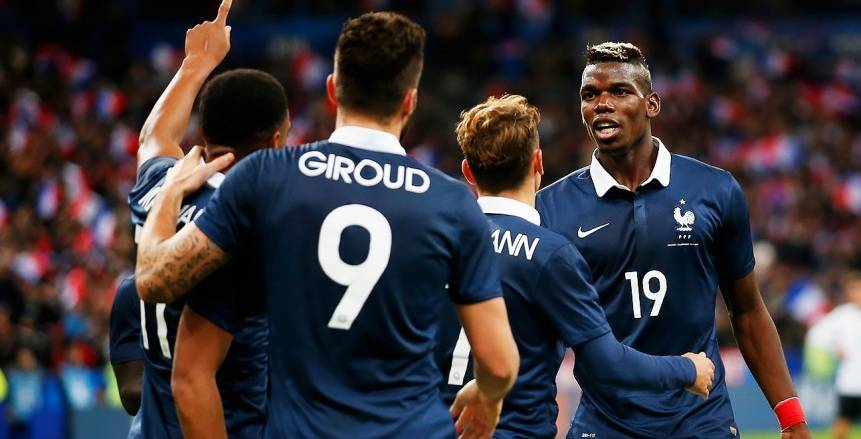 المجموعة الثالثة| قرعة سهلة لفرنسا مع أستراليا وبيرو والدنمارك