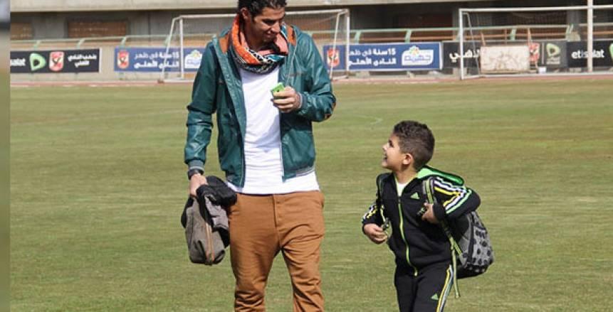 في حواره للوطن.. شريف إكرامي: سأكون سعيدًا جدًا إذا أصبح ياسين حارس مرمى