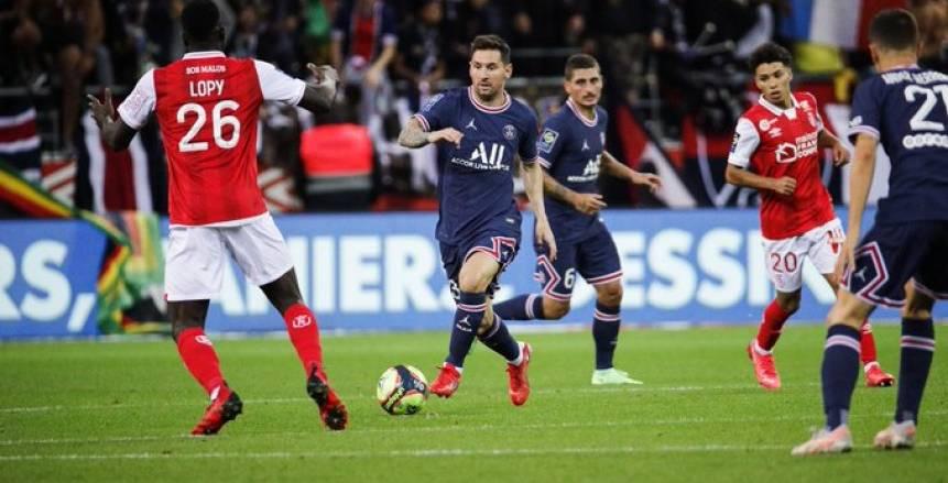 ميسي أساسيا.. موعد مباراة باريس سان جيرمان وكلوب بروج والقنوات الناقلة