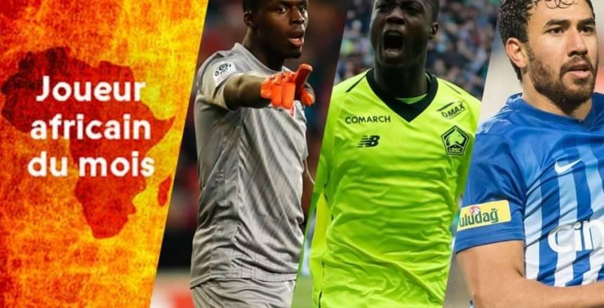تريزيجيه يتصدر استفتاء فرانس فوتبول لأفضل لاعب أفريقي بالدوريات الأوروبية