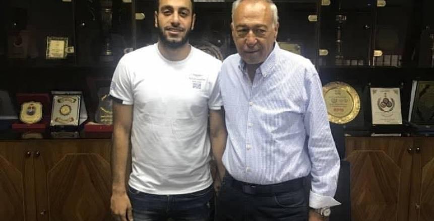 المقاولون يتعاقد مع عمر سافيولا ومحمد رزق من إنبي لتعويض رحيل الجزيري