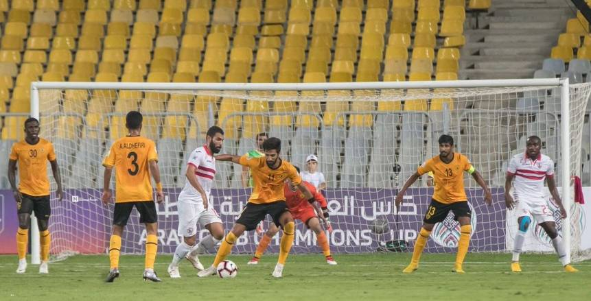 بالفيديو| الزمالك يتعادل أمام القادسية ويكمل عقد المصريين في ثمن نهائي البطولة العربية