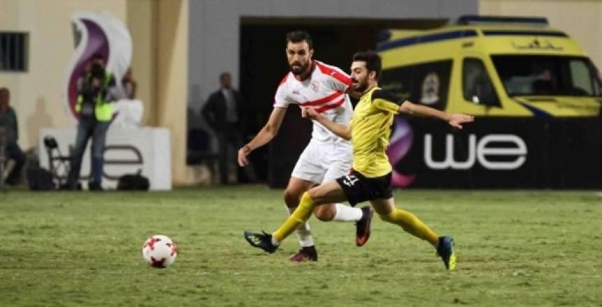 الوطن سبورت بث مباشر لمباراة الزمالك ووادي دجلة في الدوري المصري