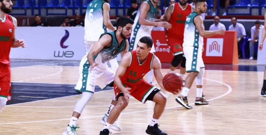 احتفالات في الإسكندرية ومكافآت للاعبي السلة بعد تتويج زعيم الثغر بالكأس
