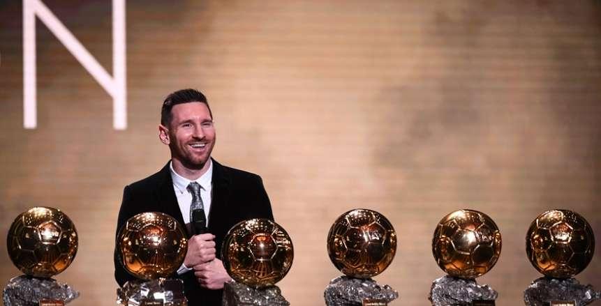 ميسي: حسم لقب أفضل لاعب في التاريخ