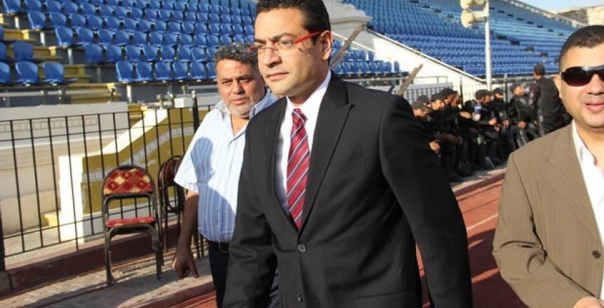 هشام العامري رئيسا لمنطقة القاهرة للسباحة