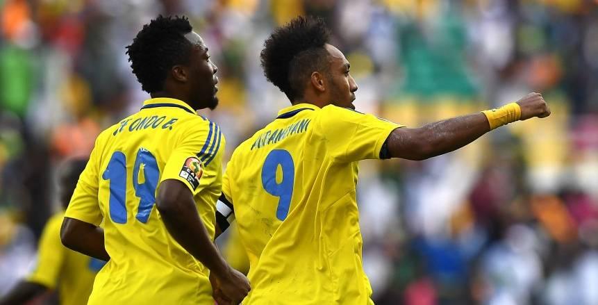 مباراة الجابون بوركينا فاسو في أمم أفريقيا 2017