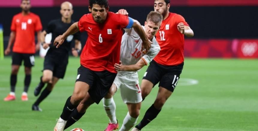 أحمد حجازي: تعلمنا الدرس أمام إسبانيا.. وسنتحسن خلال لقاء الأرجنتين