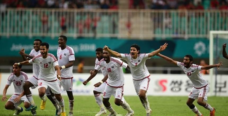 الإمارات تتعادل أمام بوليفيا وديا