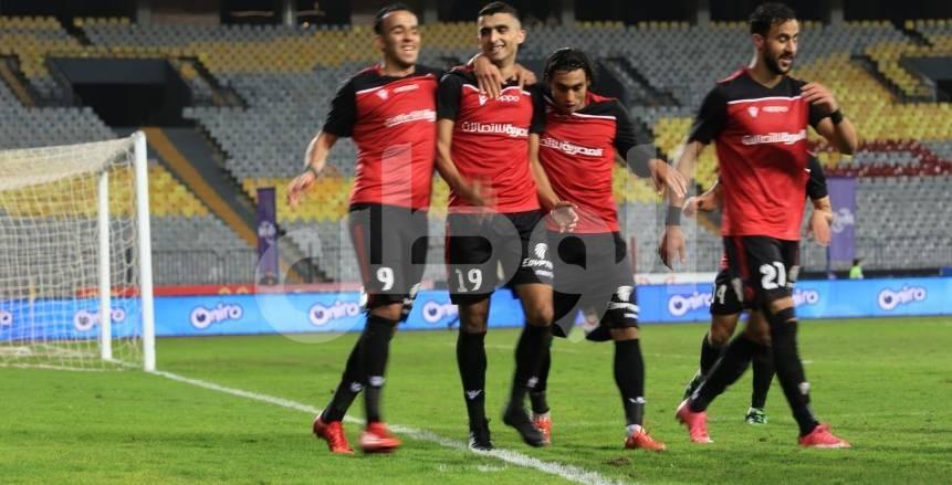 عمرو جمال يقود هجوم طلائع الجيش أمام الأهلي في الدوري