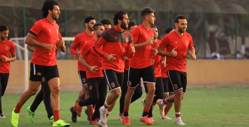 النهائي الإفريقي  الأهلي يتوجه لخوض المران الأول في تونس