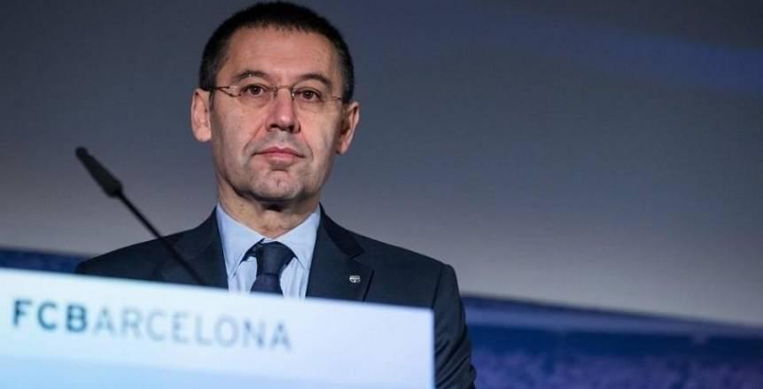 حرب منتظرة بين بارتوميو ولاعبي برشلونة بسبب تخفيض الرواتب