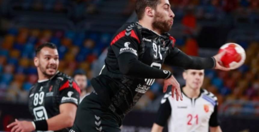 شاهد بث مباشر لمباراة مصر والدنمارك في بطولة العالم لكرة اليد