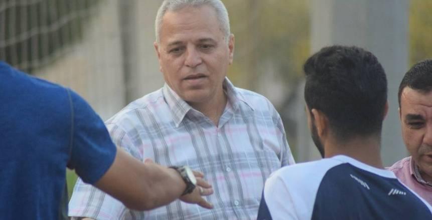 بالصور| «أشرفعامر» يساند لاعبي الانتاج الحربي في التدريبات استعدادا للمقاولون العرب
