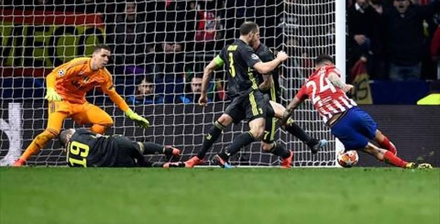 بث مباشر مباراة يوفينتوس وأتليتكو مدريد بدوري أبطال أوروبا