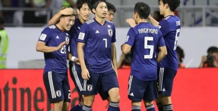 بالفيديو| التعادل الإيجابي يحسم الشوط الأول من مباراة اليابان وإكوادور