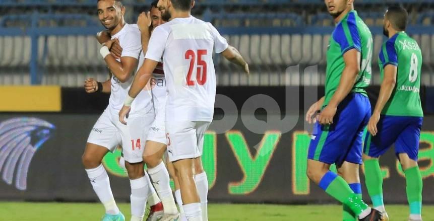 بث مباشر مباراة الزمالك ومصر المقاصة اليوم 28-6-2021