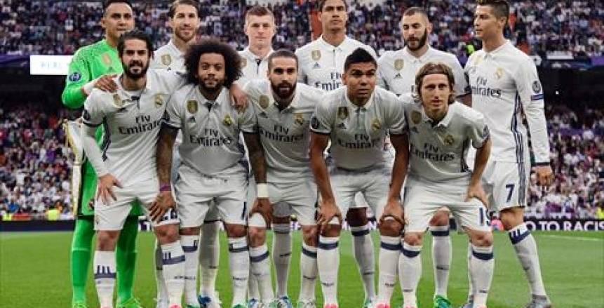 19 لاعبا في قائمة ريال مدريد استعدادا لكلاسيكو السوبر