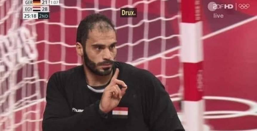 شريف العريان: باروندو عنَّف كريم هنداوي بعد إشارته للاعب ألمانيا