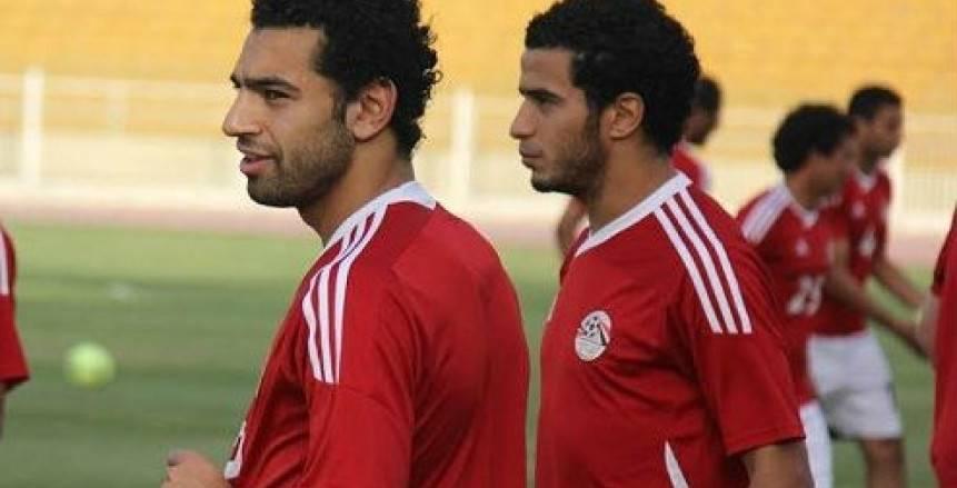 """عمر جابر لصلاح: """"انت فى حته تانية خالص ربنا يحفظك"""""""
