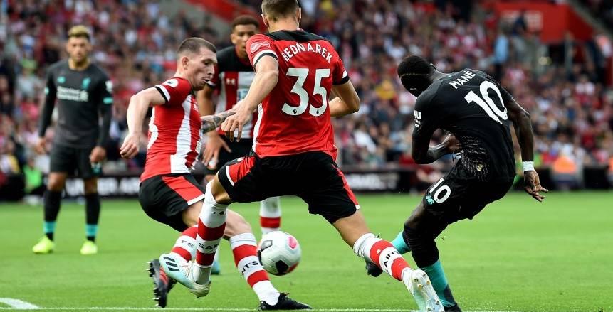 ليفربول يهزم ساوثهامبتون بثنائية في الدوري الإنجليزي