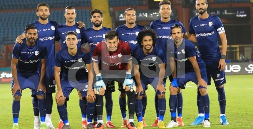 عبد الناصر محمد: المسحة الثالثة للاعبي إنبي سلبية