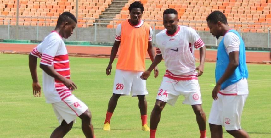 بالصور| سيمبا التنزاني ينهي استعداداته لمواجهة الأهلي بأبطال أفريقيا