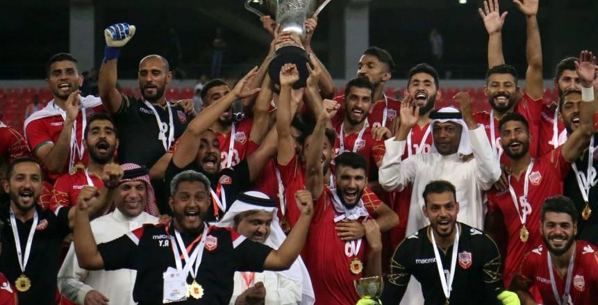 منتخب البحرين يتوج ببطولة غرب آسيا