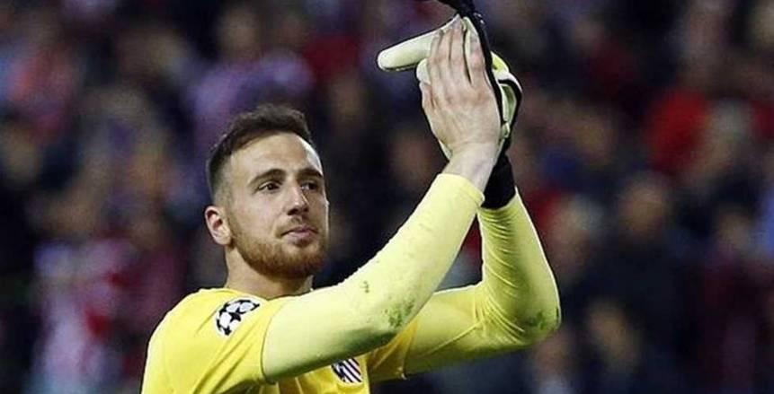 باريس يواصل محاولاته للتعاقد مع حارس اتليتكو مدريد
