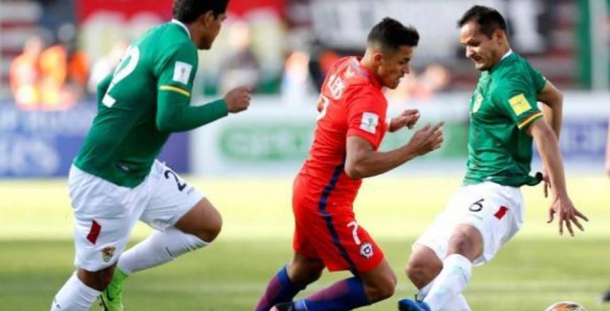 بالفيديو  تشيلي تسجل الهدف الأول في مرمى اليابان بكوبا أمريكا