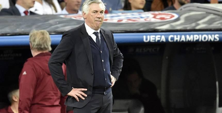 كارلو أنشيلوتي:  ملعب نابولي ليس جاهزاً لاستقبال دوري الأبطال