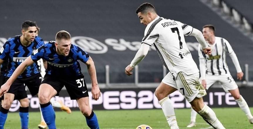 يوفنتوس يتعادل مع تورينو 2/2 بالدوري الإيطالي