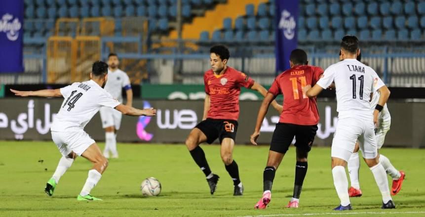 بيراميدز يهزم سيراميكا كليوباترا بهدف نظيف في الدوري المصري