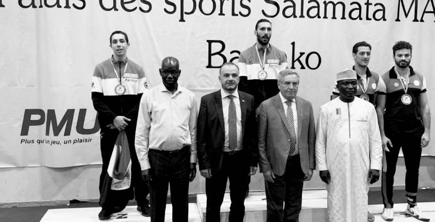"""على رأسهم سارة سمير وعلاء أبو القاسم.. أبطال الألعاب الفردية: """"شجعونا.. وهنفرحكم"""""""