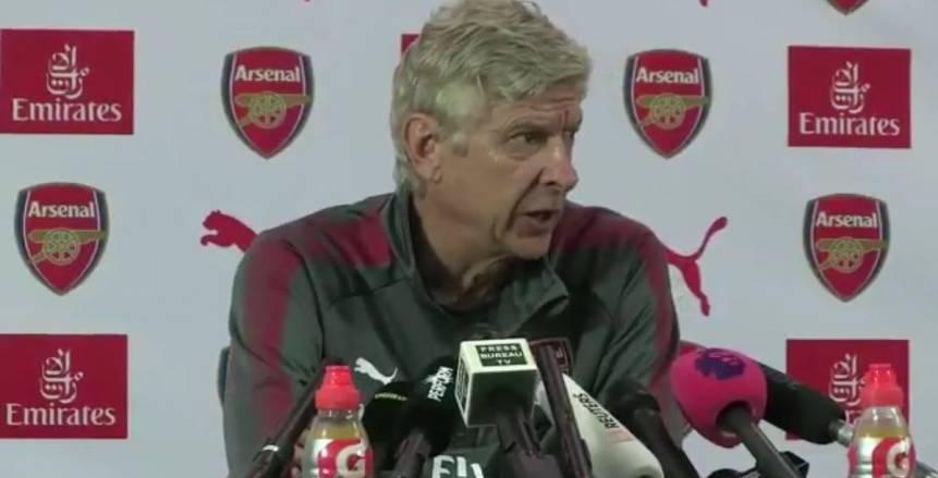 فينجر يتحدث عن إصابات الفريق قبل لقاء ويست هام غدًا