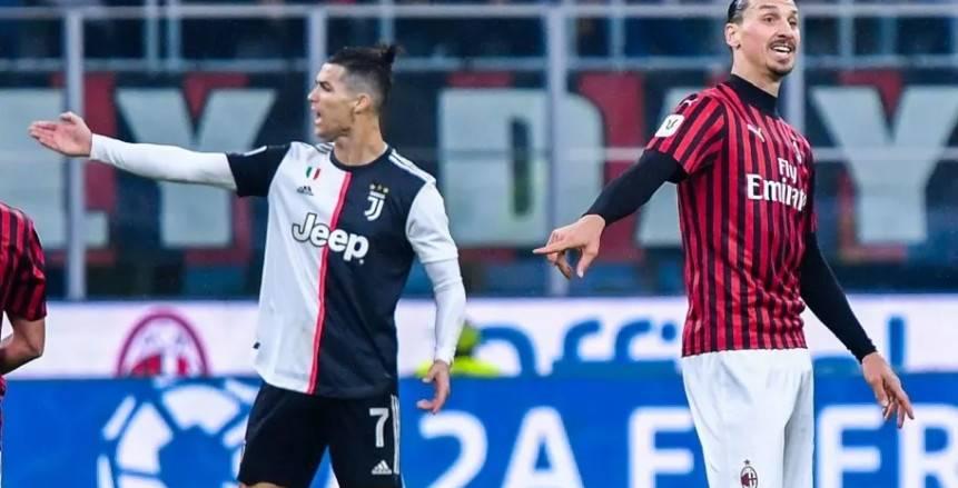 الصحف الإيطالية: إبرا يواصل تصريحاته وقطار رونالدو توقف أمام أهداف إيموبيلي