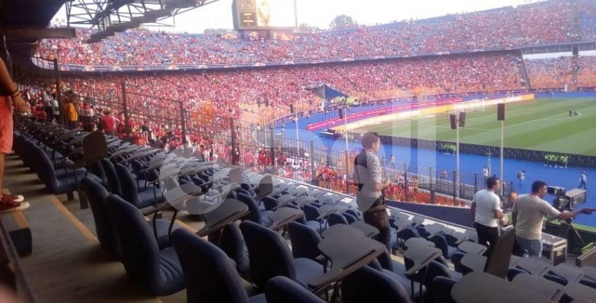 خاص| مصدر باتحاد الكرة: هيئة ستاد القاهرة اعتذرت عن استضافة كأس السوبر المصري
