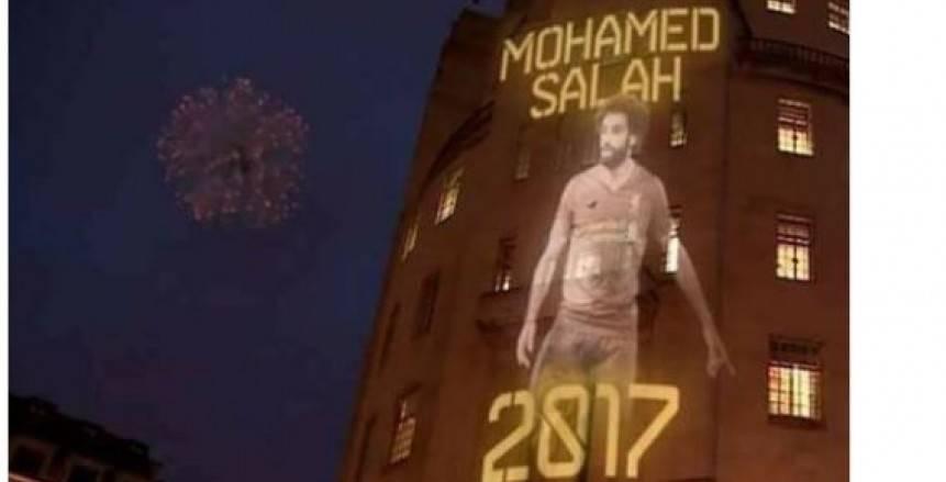 أرقام وألقاب «محمد صلاح» فى 2017