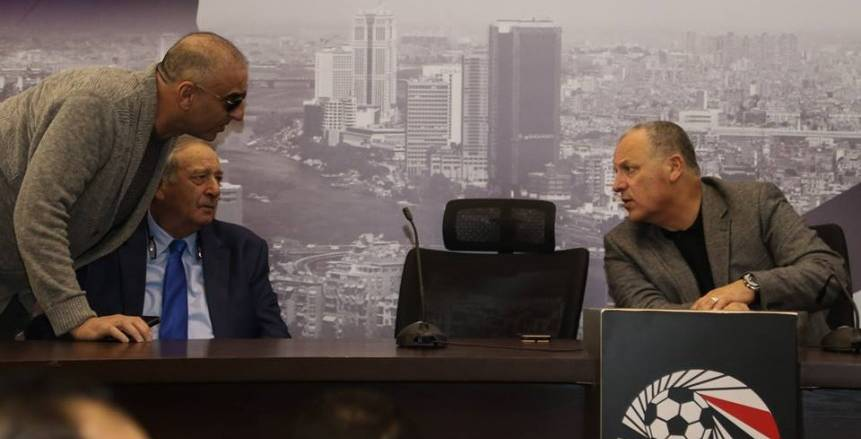 مؤتمر تأييد الرئيس السيسي في اتحاد الكرة