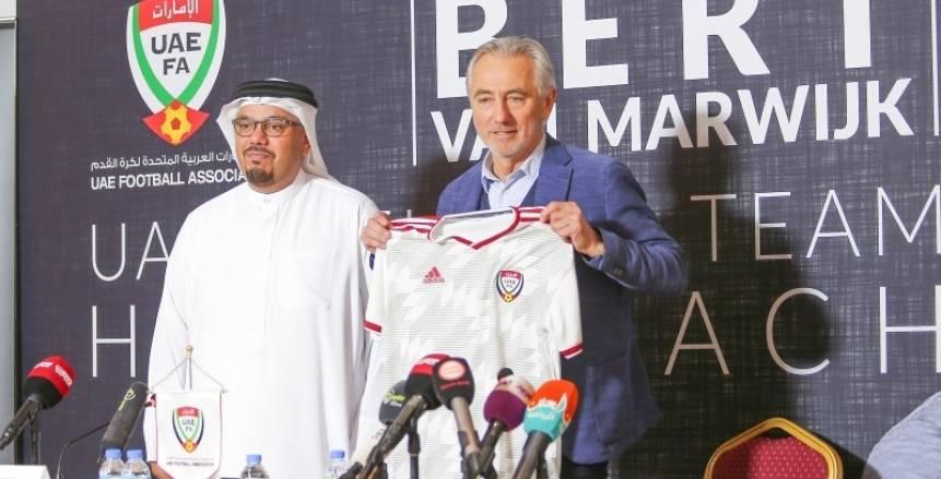 مارفيك: وافقت على تدريب الإمارات بسبب عموري ورفاقه