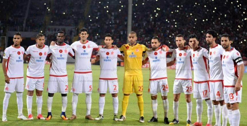 الوداد المغربي يستعيد نجم الفريق قبل مواجهة الأهلي