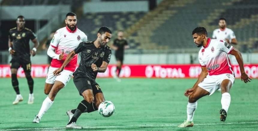 مباراة الأهلي والوداد المغربي في ستاد مركب محمد الخامس