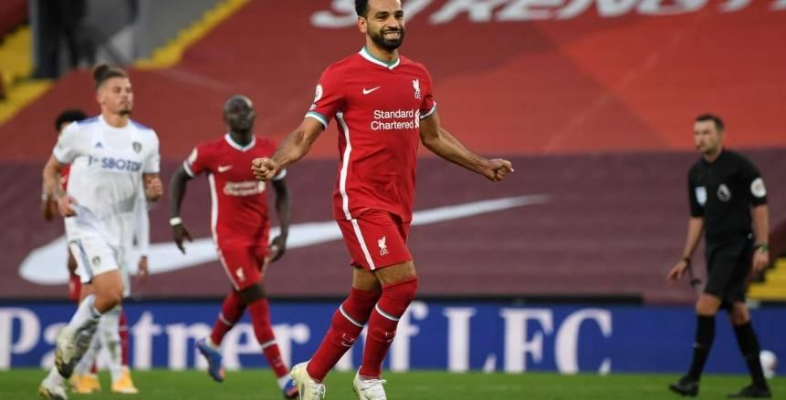 محمد صلاح يتفوق على 7 أندية في الجولة الأولى بالدوري الإنجليزي