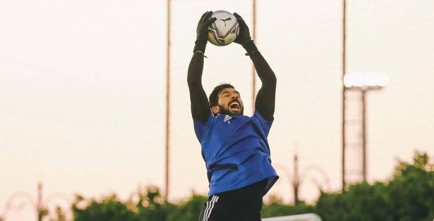 المهدي سليمان يشكو بيراميدز في اتحاد الكرة
