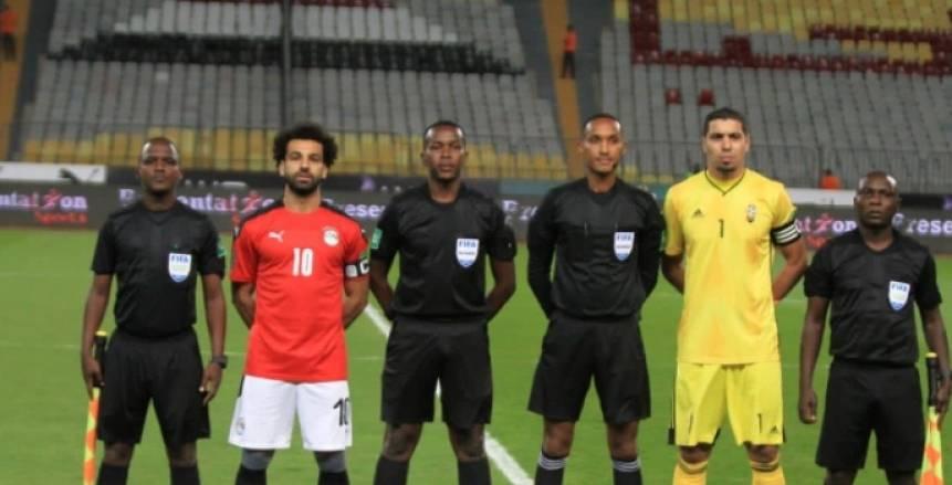 مباراة مصر وليبيا