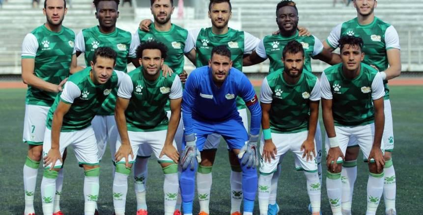 محمود وادي يقود هجوم المصري أمام نادي مصر