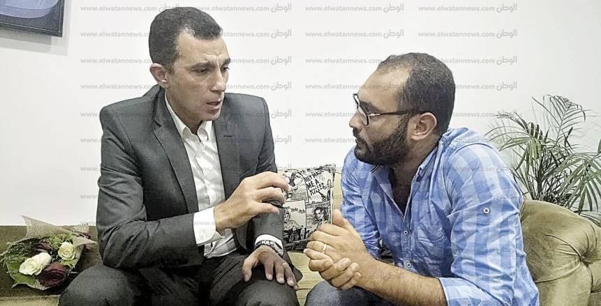 حوار| أسامة نبيه: التأهل للمونديال عوضنا عن ظلم البشر.. وقرار عودة «غالي ومرسي» يخص كوبر