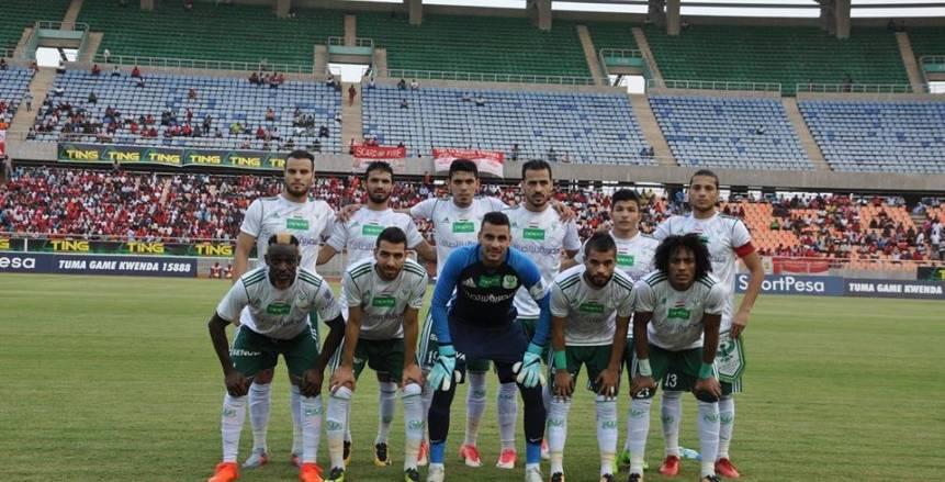 المصري يطلب تأجيل مباراته أمام الداخلية في الدوري